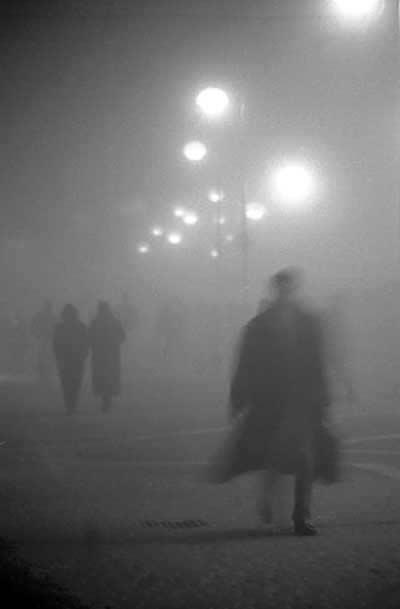 Nebbia e nicotina