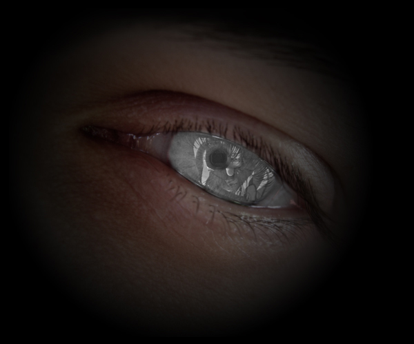 Il mio occhio sinistro
