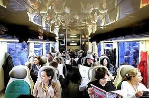 I passeggeri del mese
