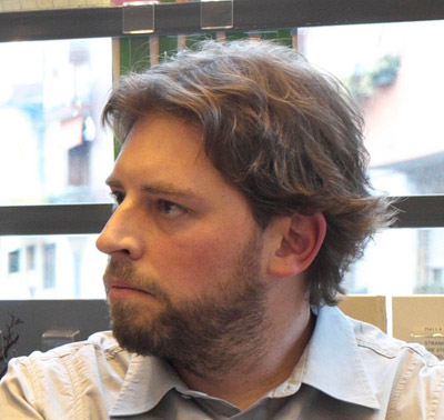 I passeggeri del mese: Matteo Ferrario